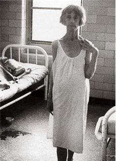 Richard Avedon. Mental Institution #21, East Louisiana State Mental Hospital, 1963