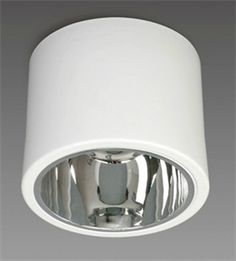 Picture of Kiama Surface Mounted Single PL Fluorescent  Downlight (S9678SM126) Sunny Lighting