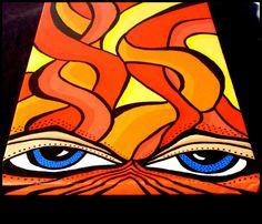 pintura acrílica 30x70. https://www.facebook.com/GoodLifePinturas