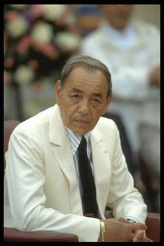 King HASSAN II of Morocco ! Plus