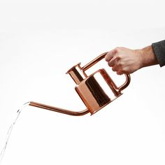 Buckets & Spades - Men's Fashion, Design and Lifestyle Blog: Watering Cans by Paul Loebach