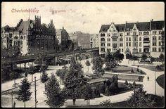 Charlottenburg-Savigny Platz 1906