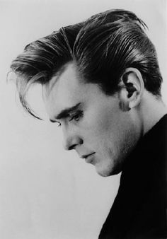 "Billy Fury. We lost this guy too soon. I did a ""Billy Fury Tribute Show"" back in 1964/65. I'm still singing his songs 50 years later."