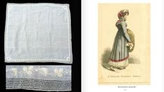 Regency Fashion: taking a turn through time. Vol 3 - ladies' accessories. Sylvestra Regency. Example pages! http://www.blurb.co.uk/bookstore/detail/6521879-regency-fashion-taking-a-turn-through-time