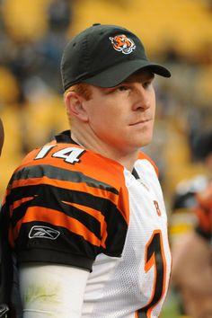 NFL Jersey's Preschool Cincinnati Bengals Andy Dalton Nike Black Game Jersey