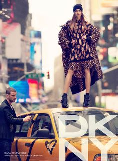 The Best of Fall 2013 Campaigns: DKNY