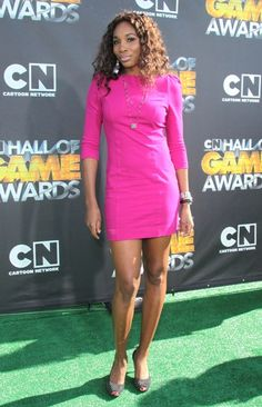 Celebs at the Cartoon Network Hall of Game Awards