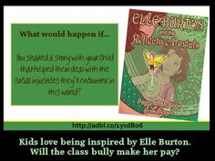 Kids love Elle's reaction to the class bully and the lesson taught by the fairies. http://adbl.co/1ysdBo6