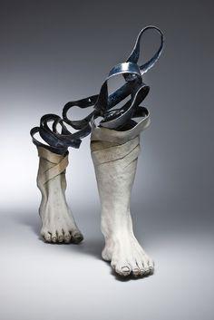 ~Haejın Lee tarafından seramik heykeller. http://www.mozzarte.com/tasarim/haejin-lee-tarafindan-seramik-heykeller/
