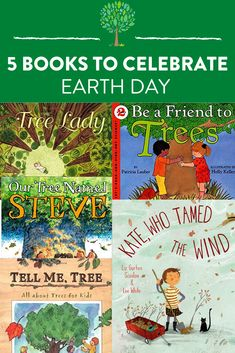 Some of my favorite Earth Day books to read to students to learn all about trees. Head over to the blog post to see each book as well as some activities to complete for students to share what they've learned!