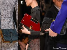Roland Mouret Fall/Winter 2013 Bags