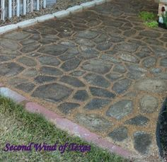 Second Wind of Texas: The Best $13 We've Ever Spent-Outside Improvements pt1