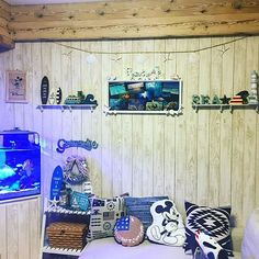 【おしゃれな壁インテリア決定版】壁紙や写真でお部屋を飾ろう! | RoomClip mag | 暮らしとインテリアのwebマガジン