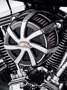 New Race-Inspired Screamin' Eagle Billet Air Cleaner Kits From ...