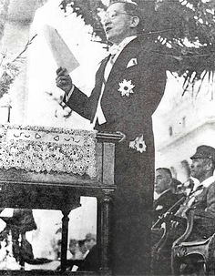 On October Jose P. Laurel became President of the Philippine Republic and took his oath of office before Chief Justice Jose Yulo at the Legislative Building in Manila. Chief Justice, New President, October 14, Manila, Painting, Facebook, Building, Art, Art Background