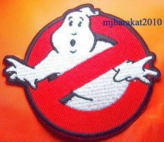 Ghostbusters 2016 Logo Movie present Gift 2.5cm Button Badge