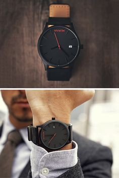 MVMT Watches // Join the movement.