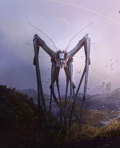 http://www.artstation.com/artwork/alien4
