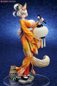 Kongiku figure from Muramasa The Demon Blade