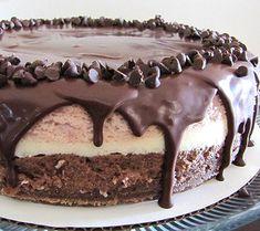 Luxury Recipe: Neapolitan Cheesecake