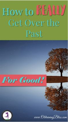What if I told you how to get over the past for good? Would you listen? Would you act? Or would you do nothing about it? Read on, only if you're serious about letting go of your past. #letitgo #personaldevelopment via @obtainingbliss