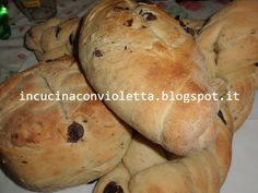 In Cucina Con Violetta: Pane e olive