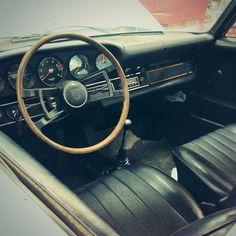 formfreu.de » Porschegeschichten: Phil und sein kristallblauer '69er