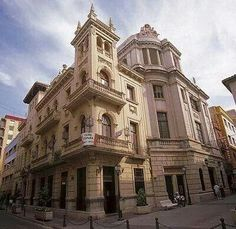 Casino Carlista y Caja de Ahorros, Vila-real España