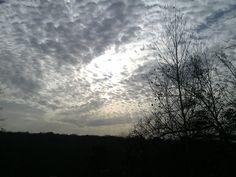 La valse des nuages.