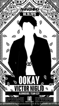 Insomniac presents Awakening featuring Ookay + Victor Niglio