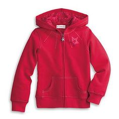 This is a great fall hoodie for your sweet pea.American Girl® Clothing: Silver Stitch Hoodie For Girls