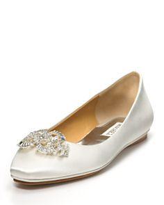 beautiful bride shoe..but she's already married