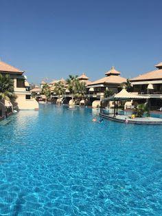 Aterrizando: Navidad 2016 Dubai: Anantara Hotel y Marina Mall