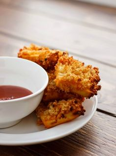 Quinoa Crusted Tofu Nuggets (Tofu Chicken Nuggets!) #healthy