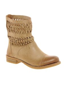 Orsa Leather Boots - a littel darker color
