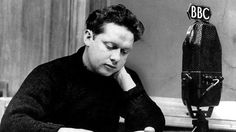 Dylan Thomas on the BBC
