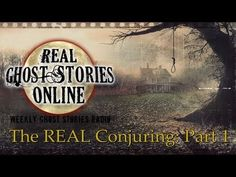 ▶ Real Ghost Stories: The Conjuring True Story Part 1 - YouTube