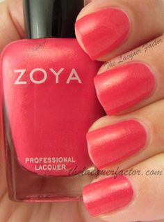 @Zoya Nail Polish Kimber