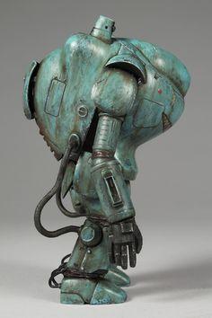Maschinen Krieger Raptor Robot Concept Art, Armor Concept, Anubis, Larp, Steampunk Robots, Pop Art, Robot Design, Suit Of Armor, Space Crafts