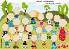 Attendance Board, Orla Infantil, Backdrops, Crafts For Kids, Preschool, Baby Shower, Education, Decoration, Frame