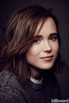The Hollywood Reporter Sundance Photo Studio / Ellen Page