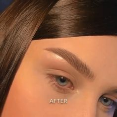 Eyebrow Goals 😍😍😍 By: ⁣ Prom Eye Makeup, Halloween Eye Makeup, Eyebrow Makeup, Beauty Makeup, Eyebrow Tutorial For Beginners, Perfect Eyebrows Tutorial, Eyebrows Goals, Simple Makeup Looks, Best Makeup Tips