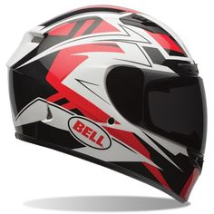 #apparel Bell Qualifier DLX Helmet - Clutch Red - Transitions Adaptive Shield Included please retweet