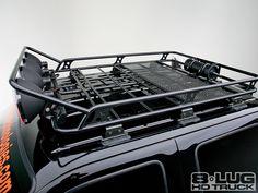 SMP-fabworks F250 Roof Rack
