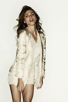 photographer : Bruno Barbazan -  fashion - beauty - elisa sednaoui