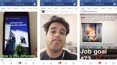 Les vidéos verticales arrivent sur Facebook