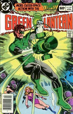 Green Lantern vintage