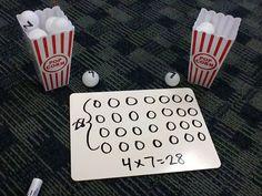 popcorn powerball- arrays