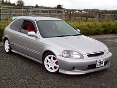Honda Civic (EK9) Type-R