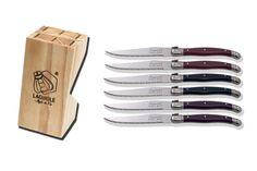 Laguiole Style De Vie Steakmessen Premium Line Kopen?